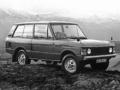 Avis Land Rover Range Rover