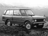 Photo Range Rover