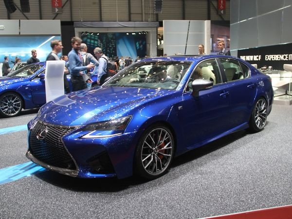 Photo LEXUS GS