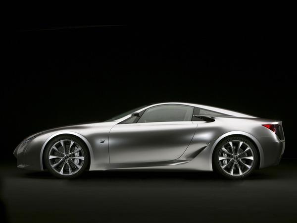 LexusLf-a Concept Coupe
