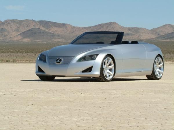 LexusLf-c Concept