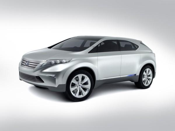 LexusLf-xh Concept