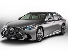 photo de Lexus Ls 5