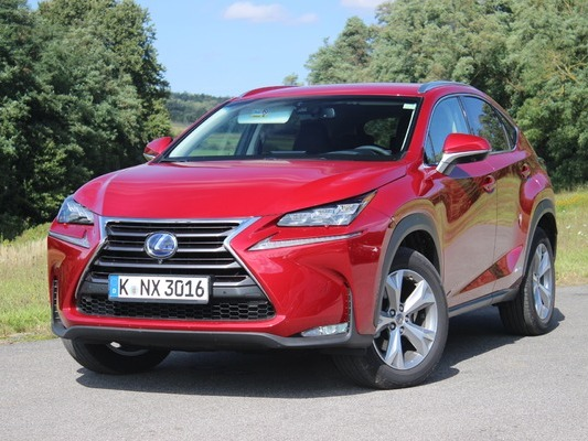 Photo lexus nx 2018