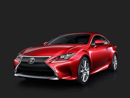 fiche technique lexus rc 200t f sport 2016 la centrale. Black Bedroom Furniture Sets. Home Design Ideas