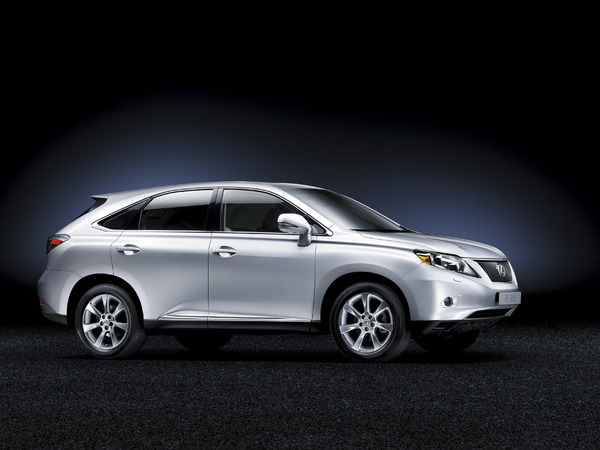 Photo lexus rx 2014
