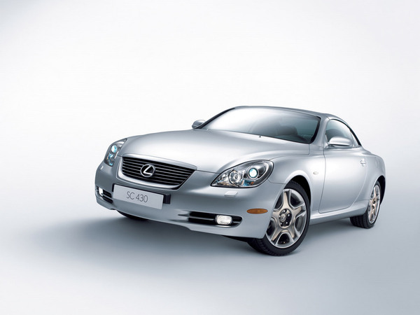Photo LEXUS SC