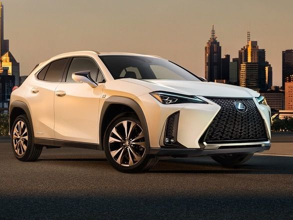 Photo lexus ux 2020