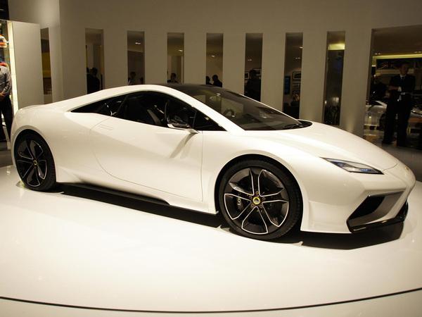Lotus Esprit 2