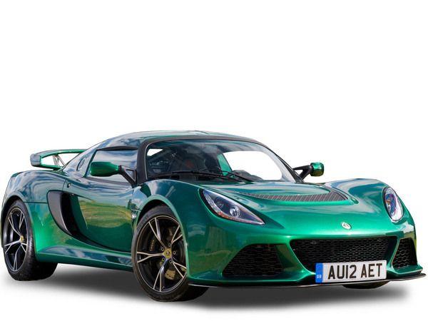 Lotus Exige 2