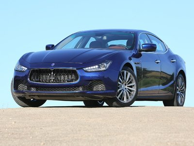 Maserati Ghibli 3