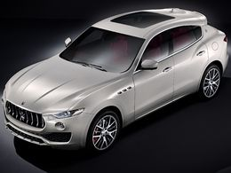 photo de Maserati Levante