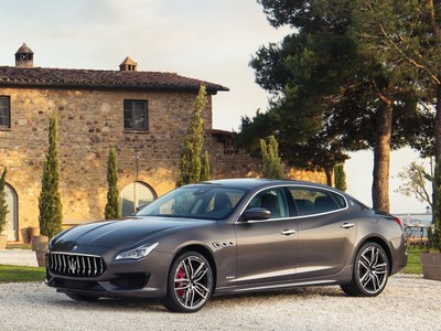 Maserati Quattroporte 6