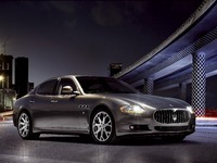 photo de Maserati Quattroporte 5