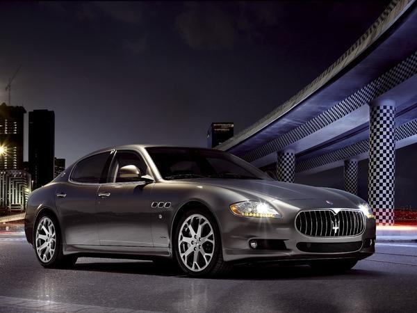Maserati quattroporte prix