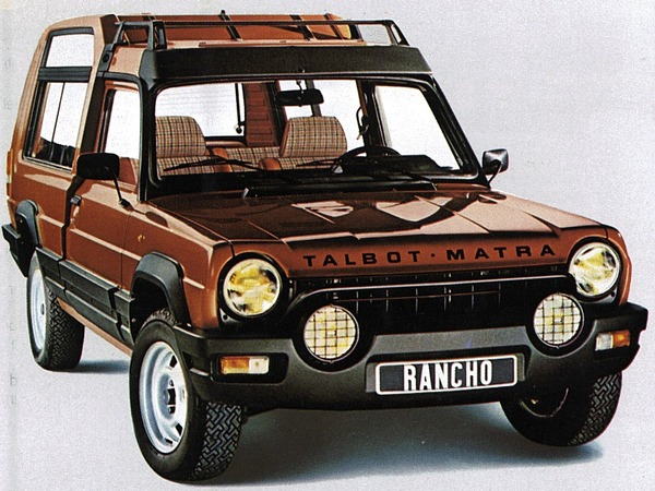 argus matra rancho 1979 1 4 80. Black Bedroom Furniture Sets. Home Design Ideas