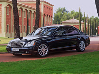 photo de Maybach 57 Berline