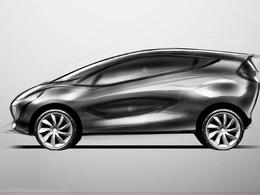Mazda 1 Concept