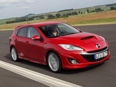 Mazda 3 (2e Generation) Mps