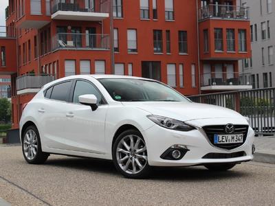 Mazda 3 (3e Generation)
