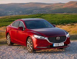 Mazda 6 (3e Generation)