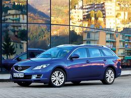 Mazda 6 (2e Generation) Fastwagon