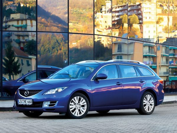 mazda 6 2e generation fastwagon essais fiabilit avis photos vid os. Black Bedroom Furniture Sets. Home Design Ideas