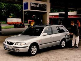 Mazda 626 Break