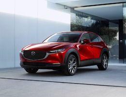 photo de Mazda Cx-30