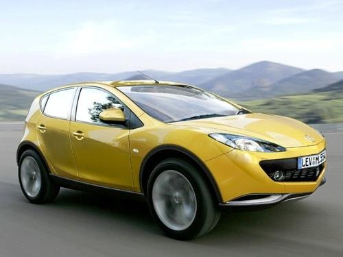 MazdaCx-5 Concept