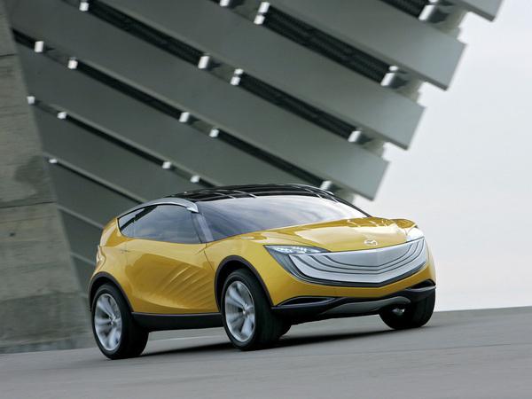 MazdaHakaze Concept
