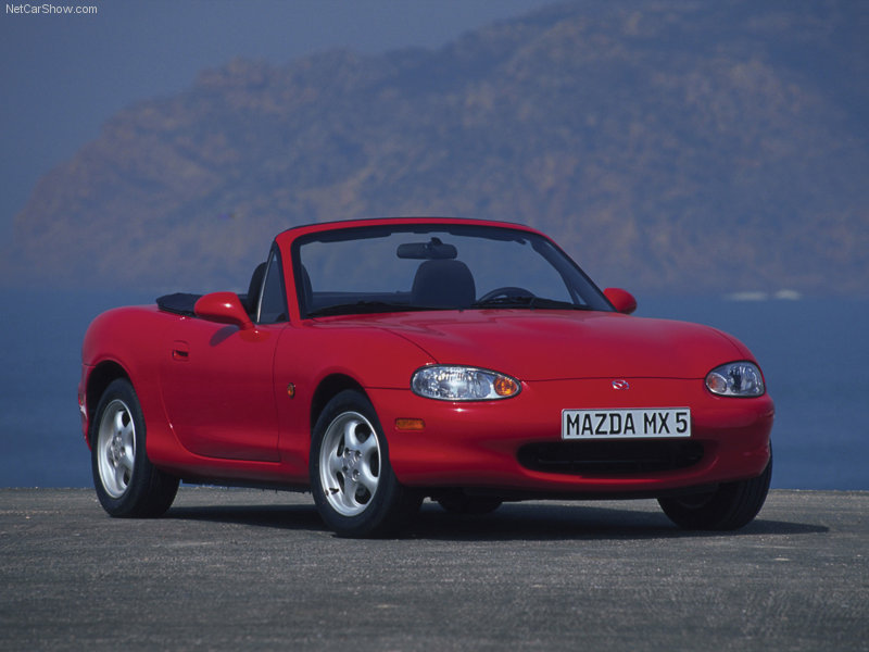 mazda mx5 2e generation essais fiabilit avis photos prix. Black Bedroom Furniture Sets. Home Design Ideas