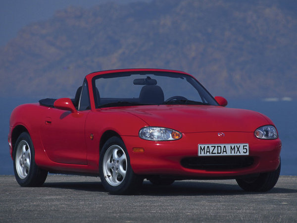 mazda mx5 2e generation essais fiabilit avis photos vid os. Black Bedroom Furniture Sets. Home Design Ideas