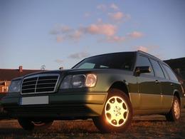 Mercedes 220 Break