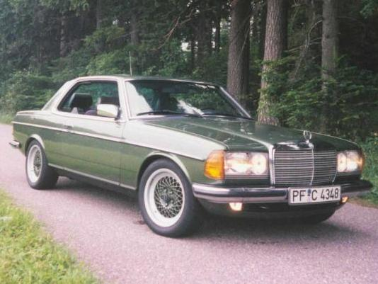 Mercedes 230 Coupe
