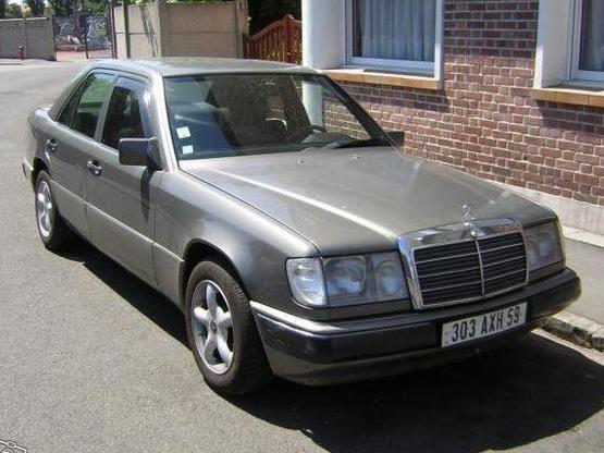 Photo mercedes 250 1991