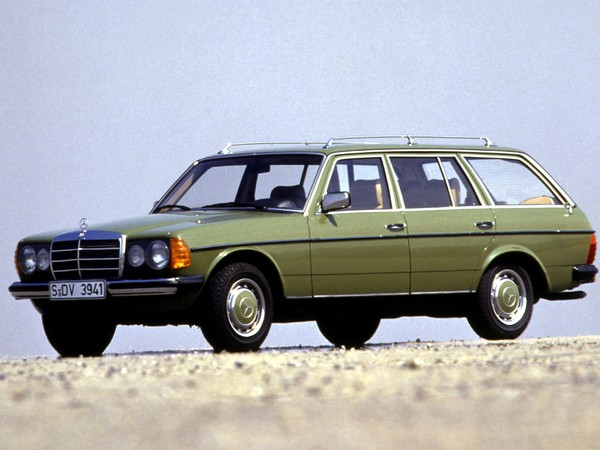 Mercedes 280 Break