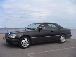 Mercedes 300 Coupe