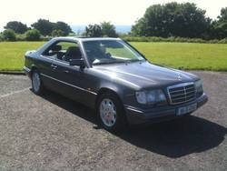 Mercedes 320 Coupe