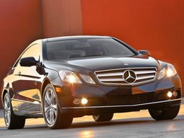 Mercedes 350 Coupe