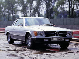 Mercedes 450 Coupe