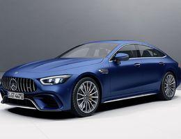 Mercedes-amg Gt 4 Portes