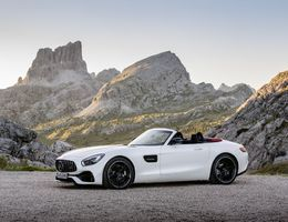 photo de Mercedes-amg Gt Roadster