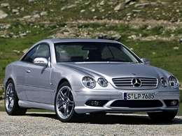 Mercedes Cl 2 Amg