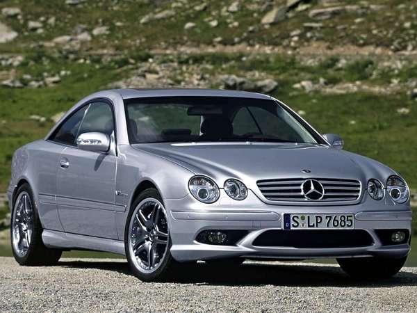 Mercedes Cl 2 Amg