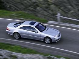 Mercedes Cl 2