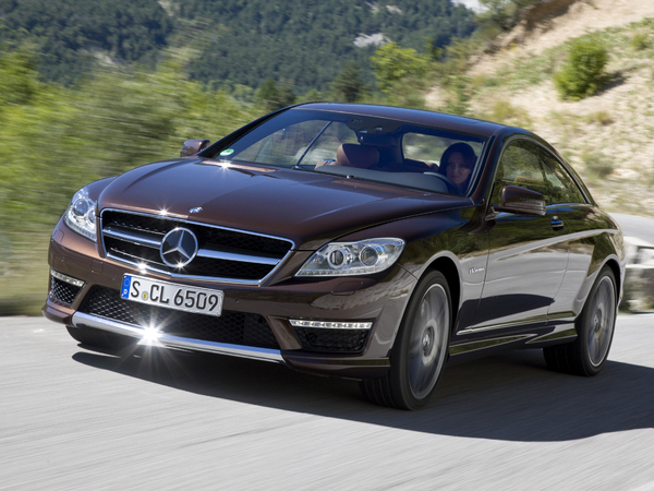 Mercedes Cl 3 Amg