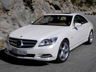 Mercedes Cl 3