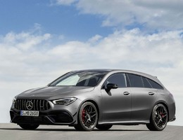 Mercedes Cla 2 Shooting Brake Amg