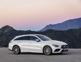 photo de Mercedes Cla 2 Shooting Brake